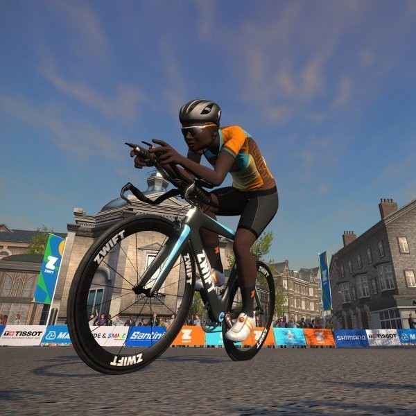 Zwift Is Vying for the Olympics—and Just Might Make It