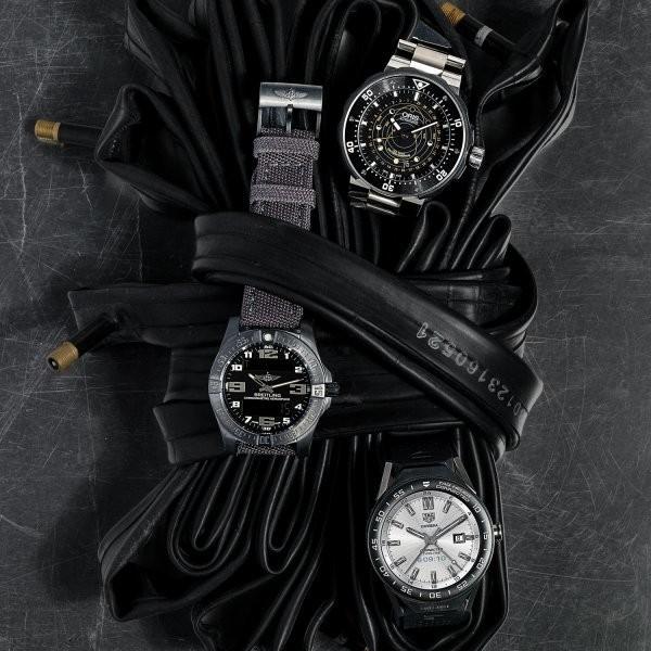 Six Titanium Watches Built for Adventure