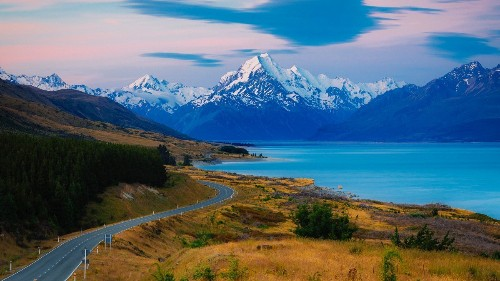 The Outside Guide to New Zealand's South Island