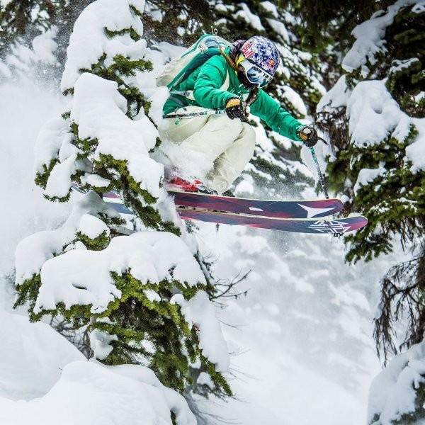 How a Pro Skier Trains for Big-Mountain Epics