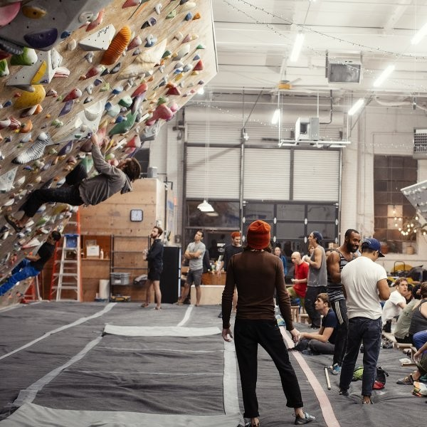The Climbing Gym That Banned Birthday Parties