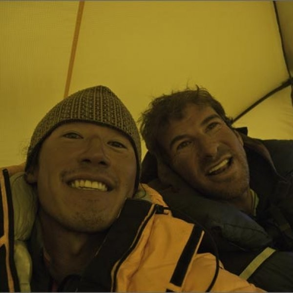 Everest Skiing