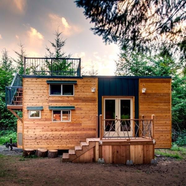Backcountry Tiny Home Designs