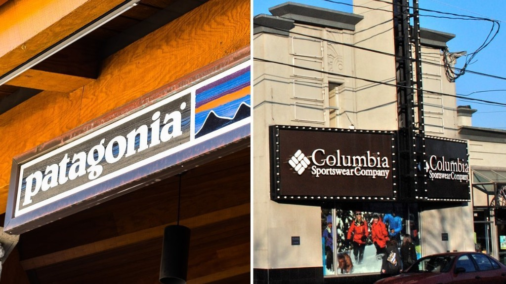 Patagonia and Columbia Have Joined Forces to Fight Trump