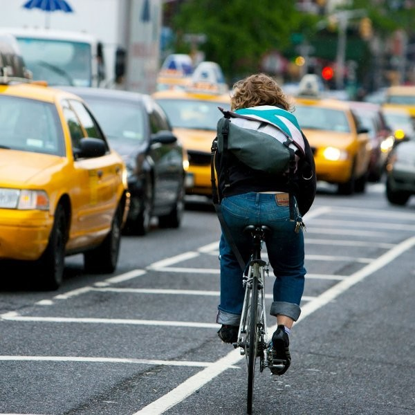 Bike Lanes Make Cities Safer for Everyone