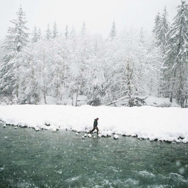 Winter Steelheading on Vancouver Island