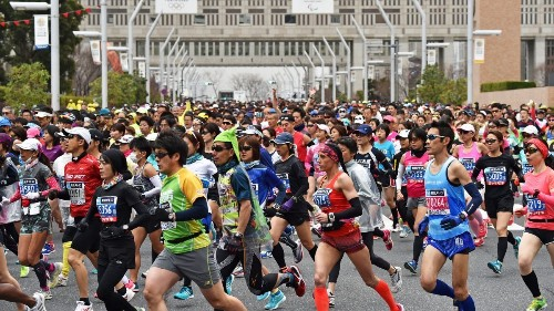 The Tokyo Marathon Just Told 37,000 Runners to Stay Home
