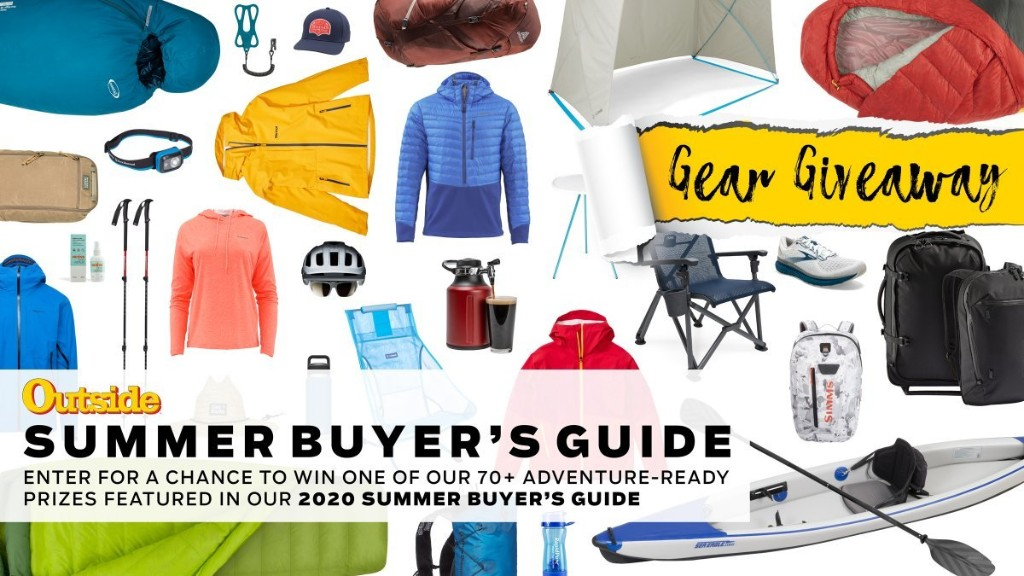 The Summer Buyer's Guide Gear Giveaway
