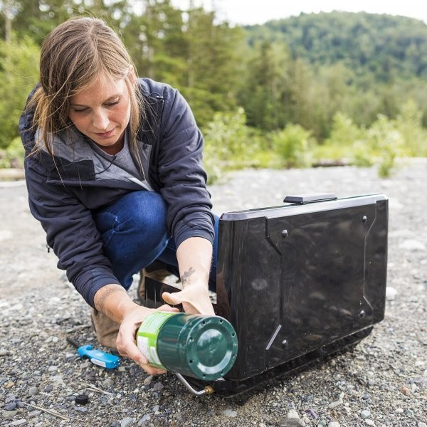 Why Don't All National Parks Recycle Propane Canisters?