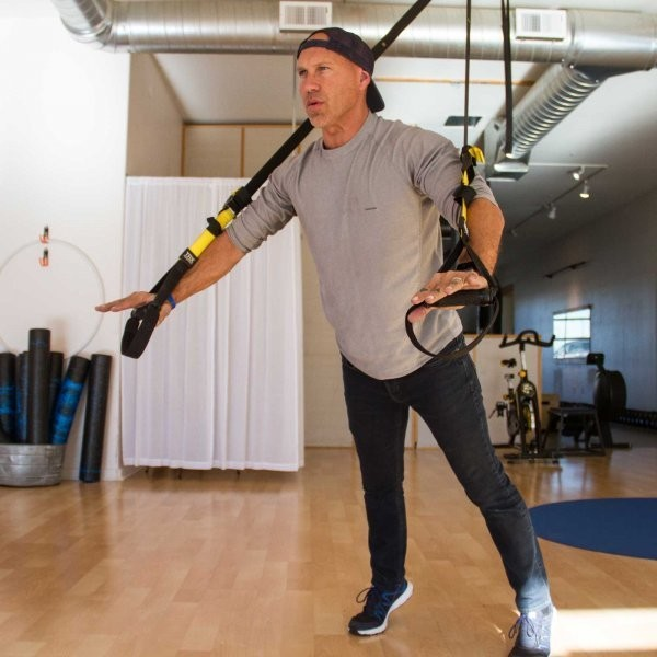 The 5 Best Exercises with TRX Bands