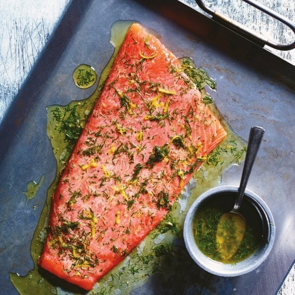 The Definitive Guide to Eating Salmon