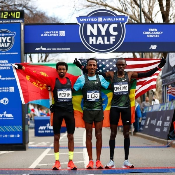 """How a """"Non-Elite"""" Runner Won the NYC Half"""