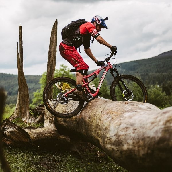 Danny MacAskill's Favorite Mountain-Biking Destinations
