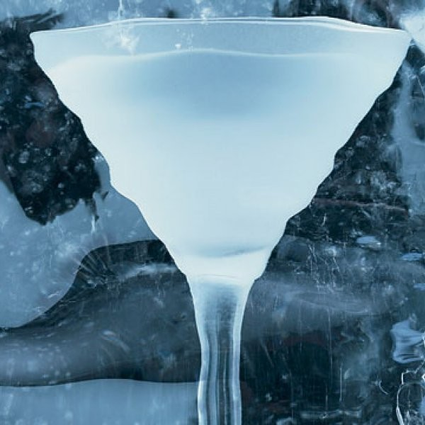 What's the coldest possible cocktail, and why is chilled better?