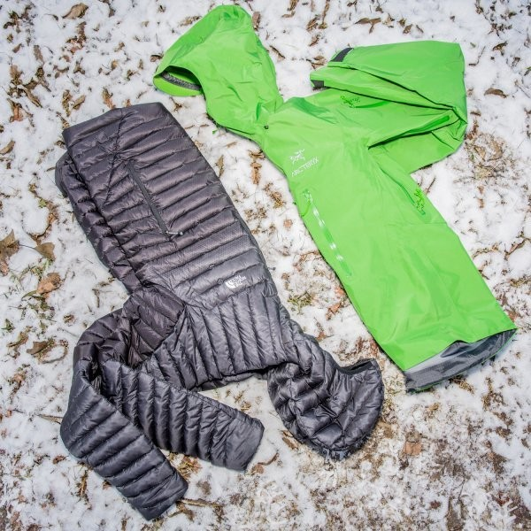 How Should I Clean My Waterproof Shell and Down Jacket?