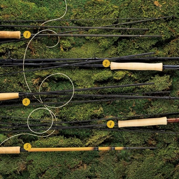 Hot Rods: The Ultimate Fly-Fishing Sticks for All Kinds of Anglers