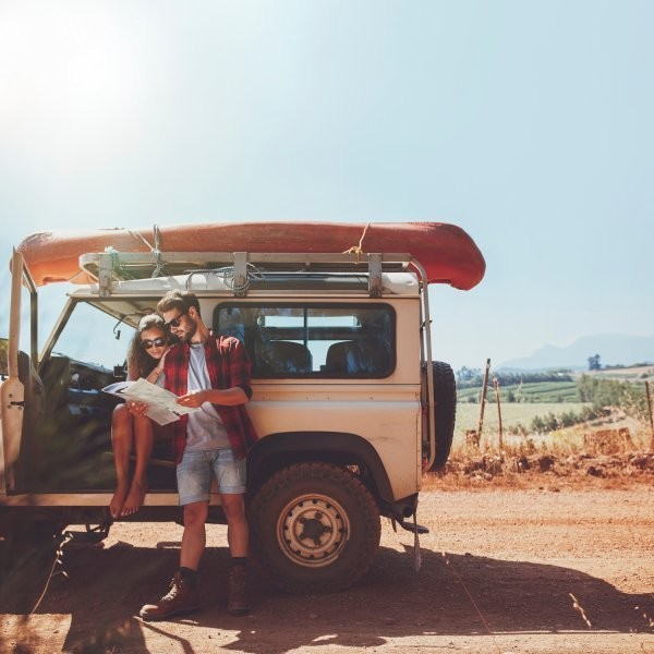 7 Essentials You Can't Road-Trip Without