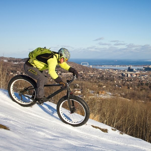How Minnesotans Bike All Year Long, Even in Winter
