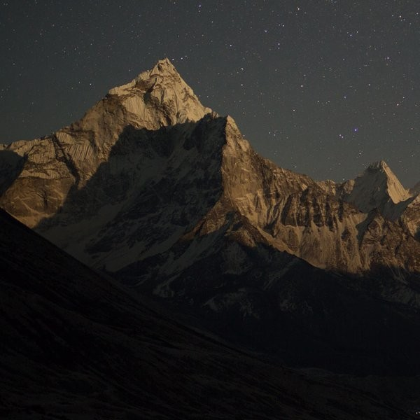 You've Never Seen a Mountaineering Movie Like This