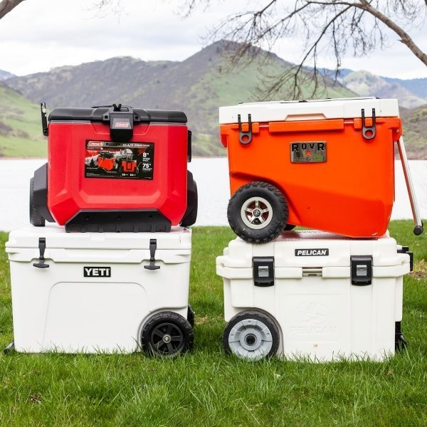 A Scientific Ranking of the Best Rolling Coolers