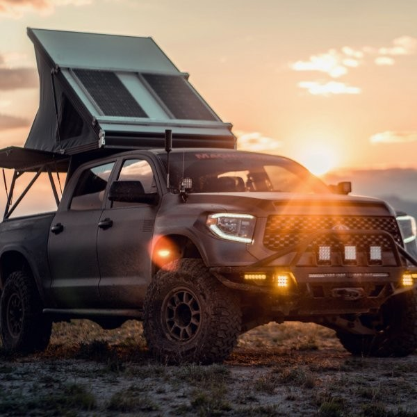 The Ultimate Overland Solar-Power Setup