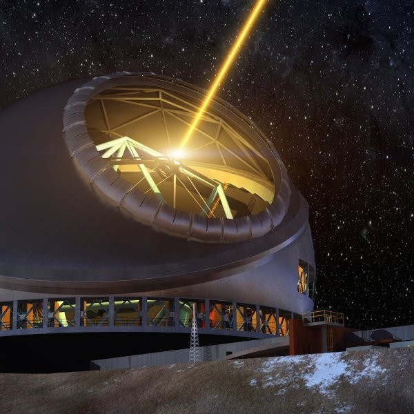 Hawaiian Telescope Construction Begins Amid Controversy