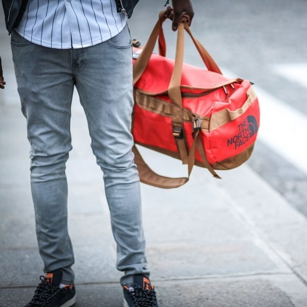 The North Face Base Camp Duffel Is the Best Travel Bag