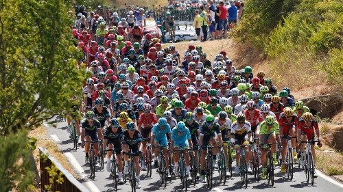 How Much Energy Do Tour de France Riders Produce?