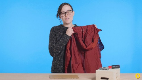 Video: Can This Jacket Really Heal Itself? We Found Out.