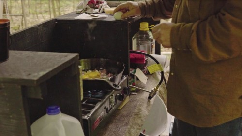 Video: What It's Like to Be Served a Fat Omelet During a Thru-Hike