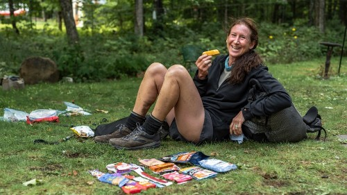 What Thru-Hikers Eat on the Appalachian Trail