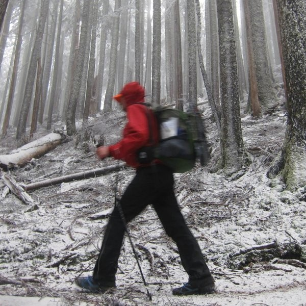 First-Ever Winter Thru-Hike of the PCT