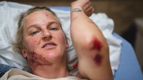 Inside Emily Harrington's Scariest Fall of All Time
