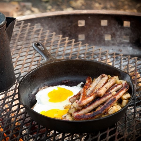5 Legit Breakfast Recipes for Camp