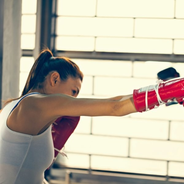 All the Supermodels Are Boxing. Is This Something I Should Be Doing Too?