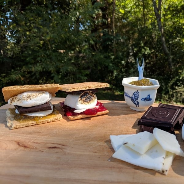 A Cheese-Filled S'More That Doesn't Suck