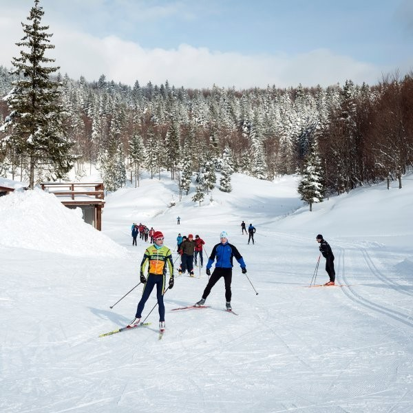 The Right Way to Dress for Cross-Country Skiing