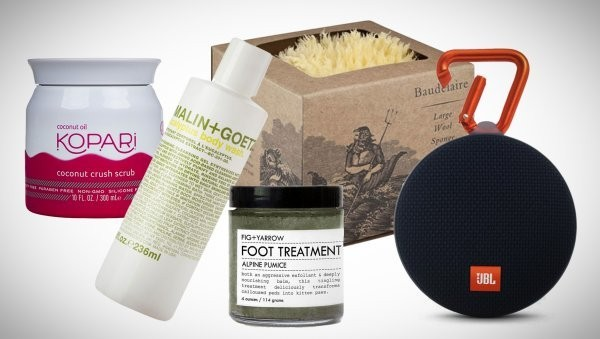 Bed and Bath Stocking Stuffers