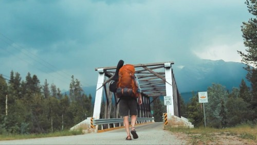Hitchhiking from Colorado to Alaska