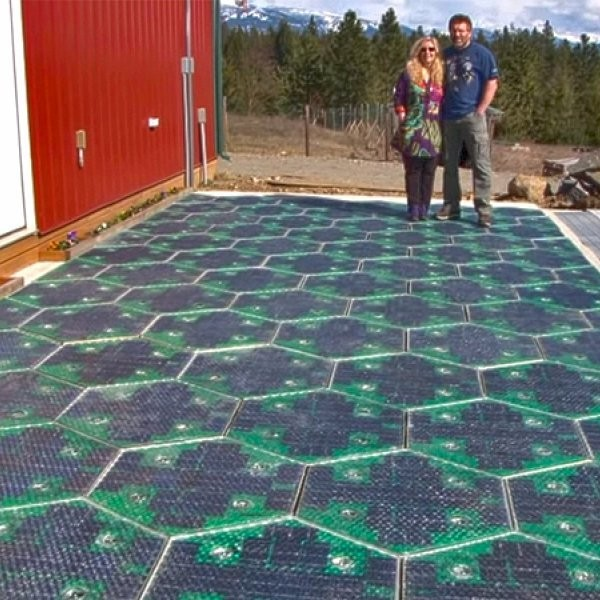 Solar Panels Could Replace Roads