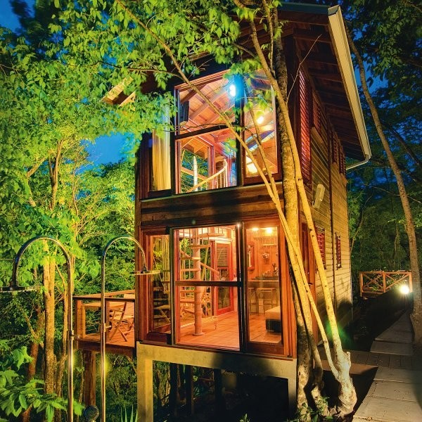 A Treehouse Paradise on Dominica