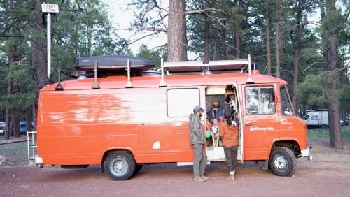 Adventure Vehicles 101: Affuera Vida Bus