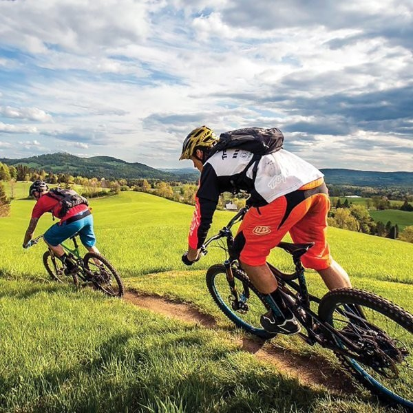 Vermont's Best Road, Gravel, and Mountain Bike Rides