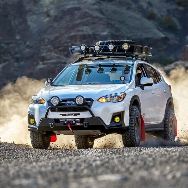 How to Modify Your Subaru for Off-Roading