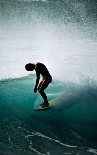 Can Surfing Reprogram the Veteran's Brain?