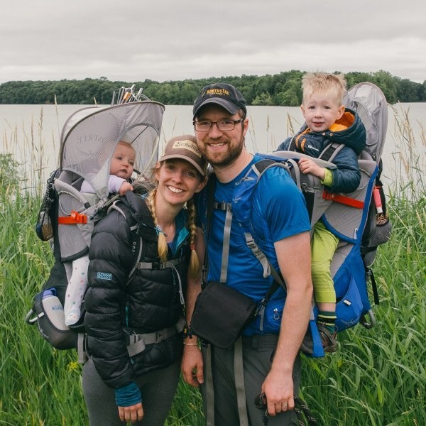 4 Amazing Families Adventuring with Babies and Children