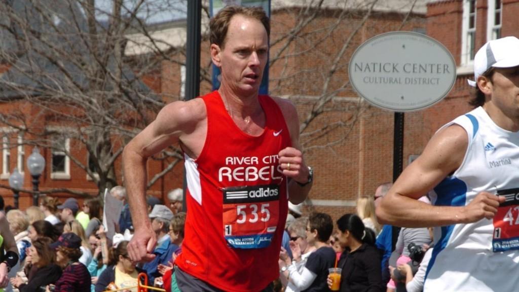 This 59-Year-Old Marathoner Just Set a World Record