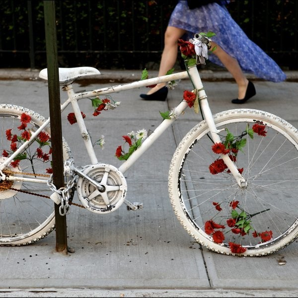 New York City's Cyclist Deaths Should Surprise No One
