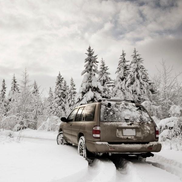 The Best American Winter Road Trips