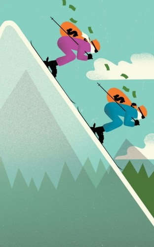 The Husband-and-Wife Team Behind the Internet's Most Infuriating Outdoor Retailer